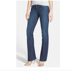 Kut from the Kloth Farrah Baby Bootcut Jeans, 2